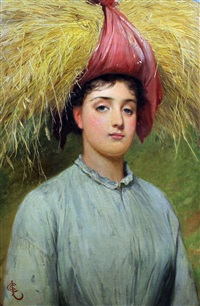a gleaner by charles sillem lidderdale