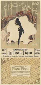 Le Frou-Frou, 1900, 1900