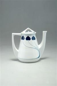 kaffeekanne botticelli/darmstadt by hans gunther reinstein