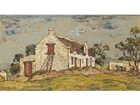 a cape cottage by gregoire johannes boonzaier