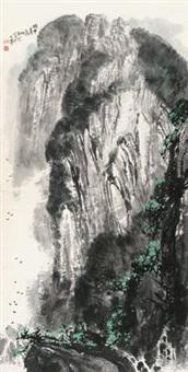 涧中 by bai gengyan