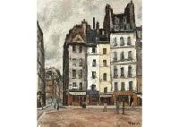 rue saint-martin, passants by takanori ogisu
