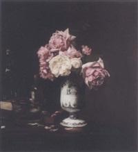 vase de fleurs by édouard joseph dantan