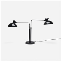 double dell table lamp by christian dell