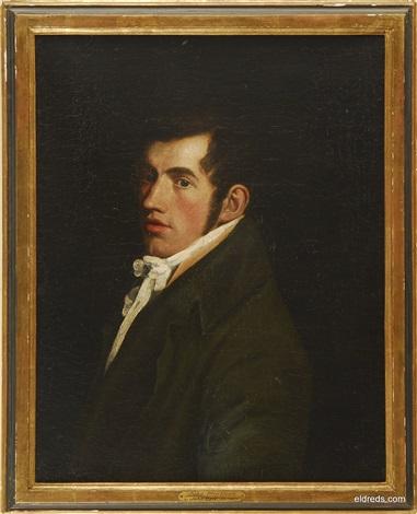 portrait of john blackburn by john opie