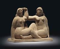 deux femmes by henri laurens