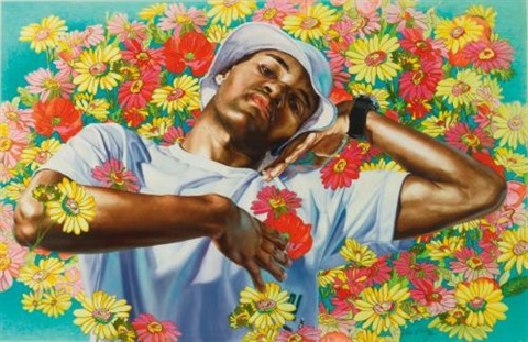 thioqo gliveira do rosario rozendo study v by kehinde wiley