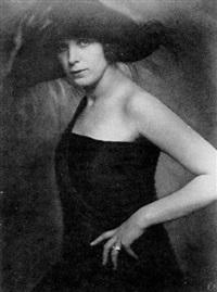 maryla von wolley by erna lendvai-dircksen