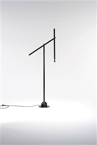 mira floor light by mario arnaboldi