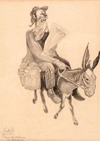 tuvia the milkman by saul raskin
