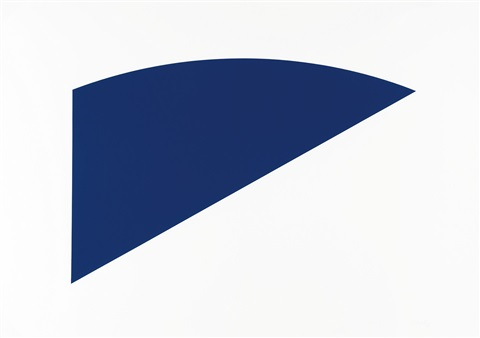 sans titre by ellsworth kelly