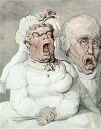 boredom by thomas rowlandson