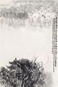 二十四桥明月夜 by ya ming