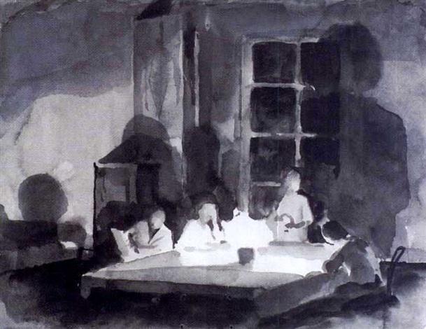 kokous a meeting by nikolai nikolaevich kupreyanov