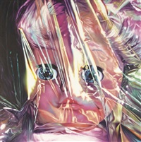 the serenade for the doll after claude debussy, gift wrapped doll #19 by james rosenquist