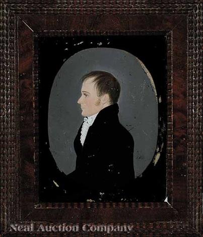 portrait of a gentleman by joseph fournier