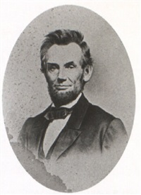 portrait of abraham lincoln by jeremiah gurney