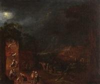hexensabbat (walpurgisnacht) by jakob isaacsz swanenburgh