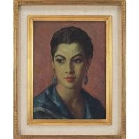 portrait of a lady by mischa askenazy