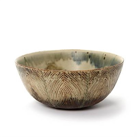large bowl by axel johann salto