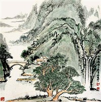 山寨雨后 by qi zhengguo