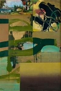 composicion con paisaje by juan giralt
