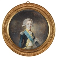 konung gustaf iv (1778-1837) by niklas lafrensen the younger