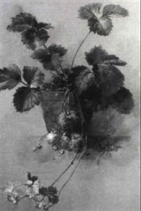 blumentopf mit erdbeerstaude by otto eduard voigt