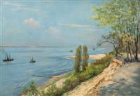 by the elbe by hans porwoll