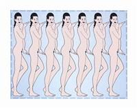 string of girls by john wesley