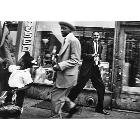 new york blacks pepsi harlem by william klein