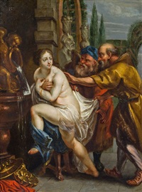susanna im bade by sir peter paul rubens