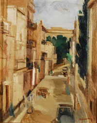 carrer septimania by alfred figueras