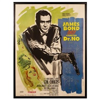 James Bond - Dr. No French Poster, 1962