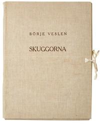 skuggorna (portfolio of 15) by borje veslen