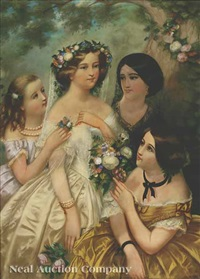 the wedding day by george g. fish