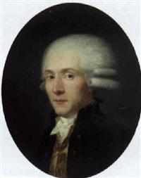 portrait of a gentleman by paul louis renaud
