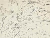 ovid at sea by cy twombly