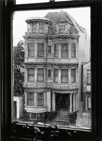victorian house by ruth bernhard