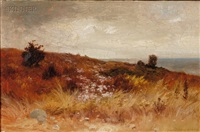 autumn shore by frank knox morton rehn