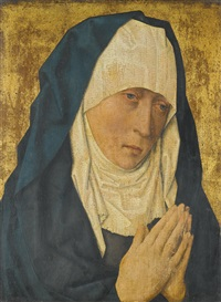 mater dolorosa by dieric bouts the elder