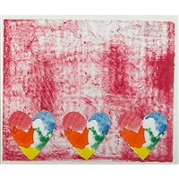 untitled from dutch hearts by jim dine