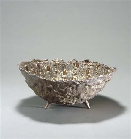 fingerbowl by kiki smith