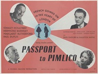 passport to pimlico by nicolas bentley