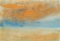 lagune von venedig by franz kaindl