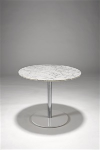 lollipop table by hugh acton
