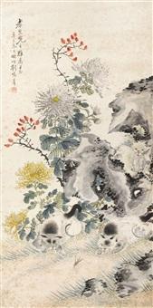 花卉 by liu minggao