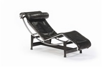 chaise longue lc 4 by le corbusier