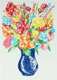 flowers by jeff koons