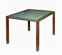 table rectangulaire by pierre-marie lejeune